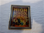 Disney Trading Pin High School Musical Marquee & Cast Photo