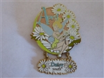 Disney Trading Pins  52178 DLR - Tinker Bell Flower Collection 2007 - April - Daisy Youth