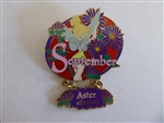 Disney Trading Pin 52183 DLR - Tinker Bell Flower Collection 2007 - September - Aster Affection