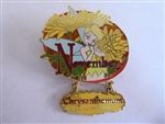 Disney Trading Pins  52186 DLR - Tinker Bell Flower Collection 2007 - November - Chrysanthemum Abundance