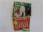Disney Trading Pins 52198 DLR - 2007 Holidaze Calendar Collection - December (Old Hag)