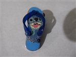 Disney Trading Pin 52215 Sandals/Flip Flops - Stitch (2 Pin Set) Right Shoe Only