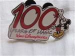 Disney Trading Pin 5237: WDW - 100 Years of Magic (Mickey Mouse Painting)