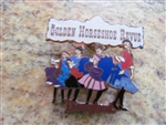 Disney Trading Pin 525 DL - 1998 Attraction Series - Golden Horseshoe Revue