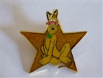 Disney Trading Pins 52587 DisneyShopping.com - Gold Star Series (Pluto)