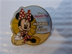 Disney Trading Pin 5260: Paradise Pier Hotel Minnie & Friends