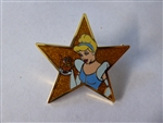 Disney Trading Pins  52618 DisneyShopping.com - Gold Star Series (Cinderella)