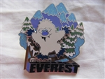 Disney Trading Pins 53676: WDW - Expedition Everest - 1st Anniversary (Dangle)