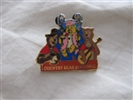Disney Trading Pin  527 WDW Country Bear Jamboree