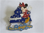 Disney Trading Pins  5283 Disneyland's Where the Magic Began Dangle Boxed Set - Minnie