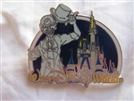 Disney Trading Pin 52875: WDW - Where dreams come true Starter Set - Hitchhiking Ghost (Ezra)