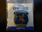 Disney Trading Pin 5300 Japan Disney on Ice - Lawson Centenival