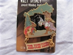 Disney Trading Pins 53255: WDW - Walt Disney Award Winning Performances (Tortoise and the Hare)