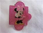 Disney Trading Pin  533: WDW/DL - Puzzle Piece (Minnie)