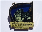 Disney Trading Pin  53496 WDW - Pirates of the Caribbean - At World's End - Countdown #5 - Boot Strap Bill