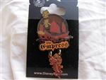Disney Trading Pin  53503: Pirates of the Caribbean - At World's End - The Empress