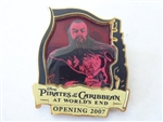 Disney Trading Pin  53507 WDW - Pirates of the Caribbean - At World's End - Countdown #6 - Sao Feng