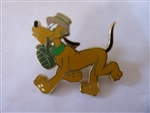 Disney Trading Pins 53518 DLR - Camp Pin-e-ha-ha - 5 Pin Booster Set with Neckerchief (Pluto Only) Artist Proof