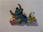 Disney Trading Pin 53597 DisneyShopping.com - Easter Egg Mystery Pin Set - Stitch Only