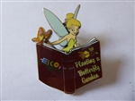 Disney Trading Pin 53781 WDW - Passholder Exclusive - Epcot® Flower and Garden Festival 2007 - Tinker Bell