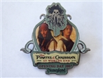 Disney Trading Pin 53788 DLR - Pirates of the Caribbean - At World's End - Opening Day 2007