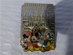 Disney Trading Pin   53873 Disney Dream Book - Pin Only