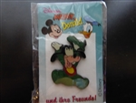 Disney Trading Pin 5429 Disney Babies - Goofy with Airplane