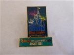 Disney Trading Pin   5437 Epcot Pin Celebration Countdown Magic Kingdom Dangle