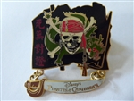 Disney Trading Pin  54395 DLR - Annual Passholders 2007 - Pirates of the Caribbean - At World's End