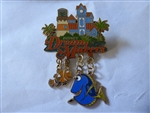 Disney Trading Pins  54500 WDW - Cast Member - Disney Dream Makers - Disney's Caribbean Beach Resort (Marlin & Dory)