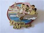 Disney Trading Pins 54501 WDW - Cast Member - Disney Dream Makers - Disney's Grand Floridian Resort & Spa (Mickey & Minnie) Artist Proof