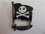 Disney Trading Pin A Pirate Nightmare - Jack Skellington & Crossbones