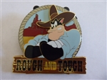 Disney Trading Pin 54660 DLR - Mickey's Pin Festival of Dreams - Wild West Collection Completer Pin Only - 'Pete Rough and Tough'