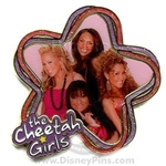 Disney Trading Pin The Cheetah Girls Portrait Star