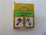 Disney Trading Pin 5493 Disney store shibuya pooh door purple
