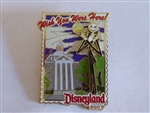 Disney Trading Pins 55047 DLR - Wish You Were Here 2007 - The Haunted Mansion (Jack Skellington)