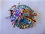 Disney Trading Pin   55086 WDW - Cast Member - Disney Dream Makers - Sports and Recreation (Ice Gator®) Artist Proof