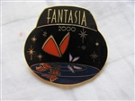 Disney Trading Pin 5542: Fantasia 2000 Beethoven's Butterflies