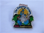 Disney Trading Pin  5543 Walt Disney's 60th Anniversary The Reluctant Dragon
