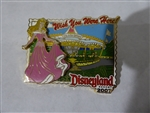 Disney Trading Pin 55460 DLR - Wish You Were Here 2007 - King Arthur Carrousel (Aurora)