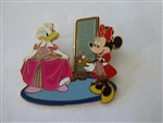 Disney Trading Pin 55572 DLR - Mickey's Pin Festival of Dreams - Fairy Tale Collection - Minnie and Daisy