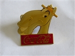 Disney Trading Pin  556 WDW - Cast 15th Anniversary Coca-Cola Framed Set (Cyril the Horse)