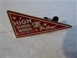 Disney Trading Pins High School Musical Pep Rally Pennant