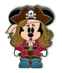Disney Trading Pins Pirates of the Caribbean - Cute Characters - Minnie