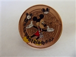 Disney Trading Pin 55900 WDW - Cast Member Award - Merchantainment (Metallic Peach)