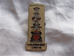 Disney Trading Pins 5611: Wilderness Lodge Totem Pole
