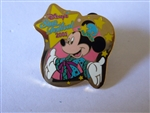 Disney Trading Pin 5615 TDL Star Festival 2001 Mickey Mouse