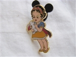 Disney Trading Pin 56200: Toddler Princess - Mini Pin Boxed Set (Snow White Only)t)