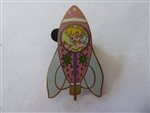 Disney Trading Pin  56238 DisneyShopping.com - Rocket Series - Tinker Bell