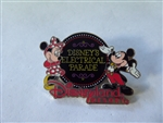 Disney Trading Pin 5642 DLR - Return of Disney's Electrical Parade (Mickey & Minnie Mouse)